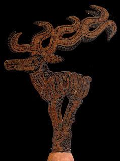 mozaik geyik