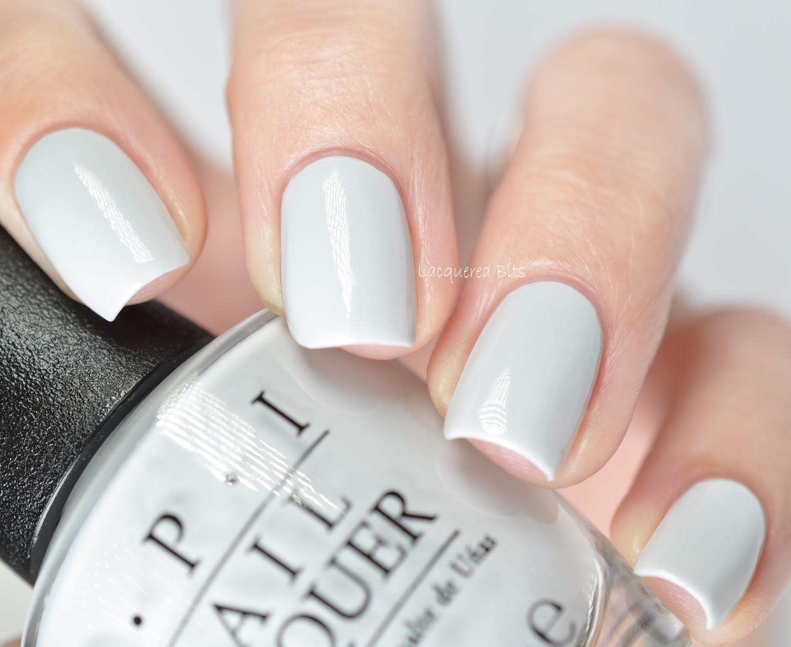 Opi Light Grey Nail Polish   Best Nail Designs 2018