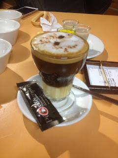 Asiático, café típico de Cartagena