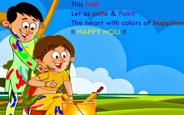 Funny happy holi wishes