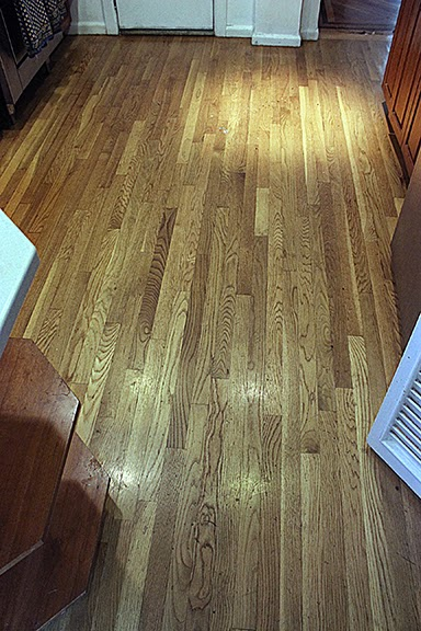 Sandless Floor Refinishing NYC