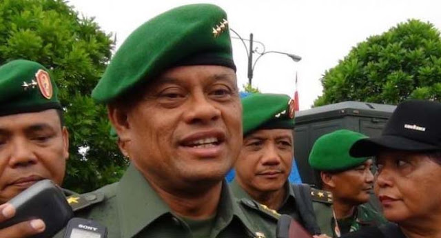 DPR RI Pertanyakan, Kenapa Panglima TNI Masuk Daftar 'Dangerous People' Amerika?