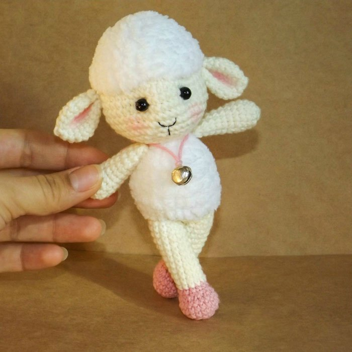 Amigurumi crochet horse pattern - Amigurumi Today | 699x700