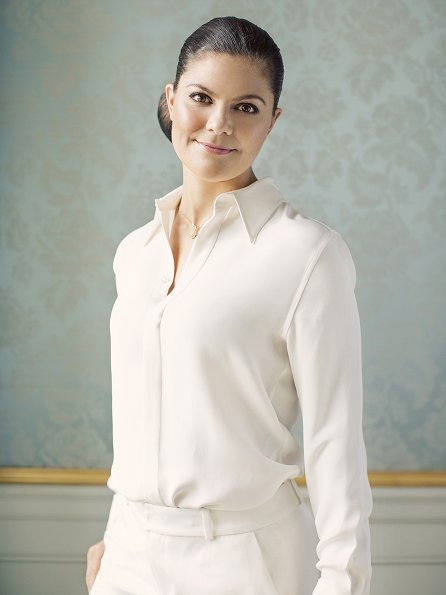 On July 14 Crown Princess Victoria is going to celebrate her 40th birthday at Haga Palace. Princess Estelle, Prince Oscar and Prince Daniel Westling
