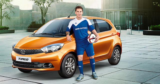 Review Tata Tiago, Mobil Sedan Kelas Menengah Ala Lionel Messi