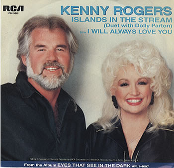 GALERIA DO FLASHBACK ♫♪♫♪♫: Kenny Rogers and Dolly Parton ...