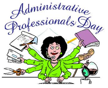 Over the years, Administrative Professionals Week has ...