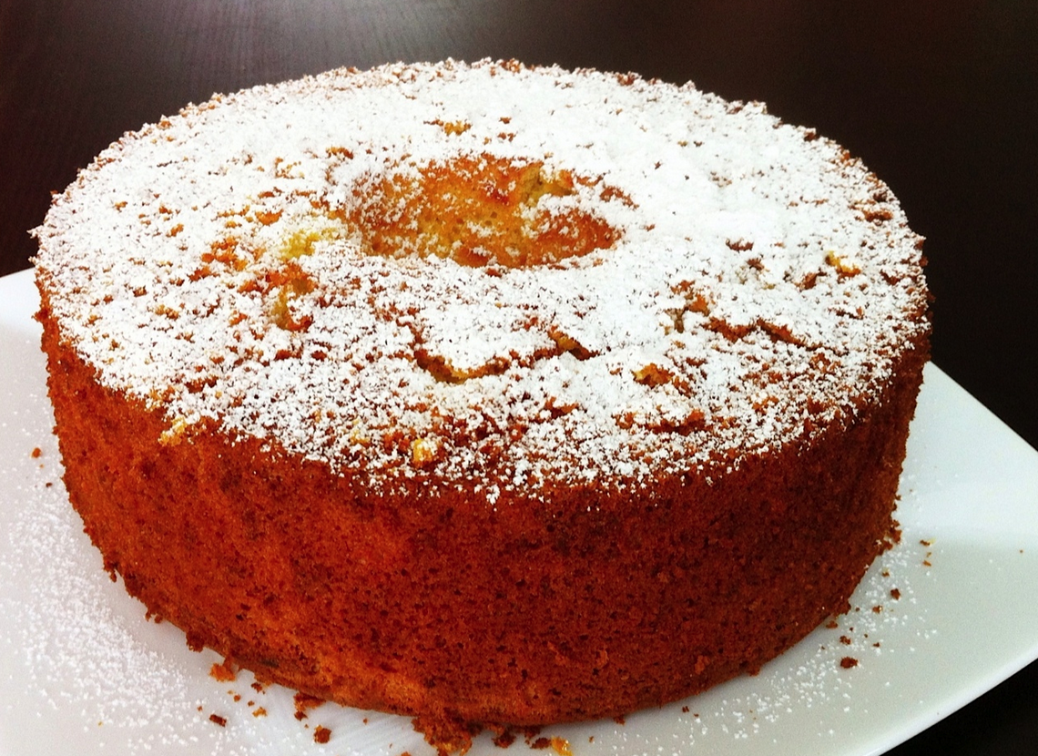 Cake Icing Recipe Joy Of Baking: Fueling With Flavour: Orange Chiffon Cake