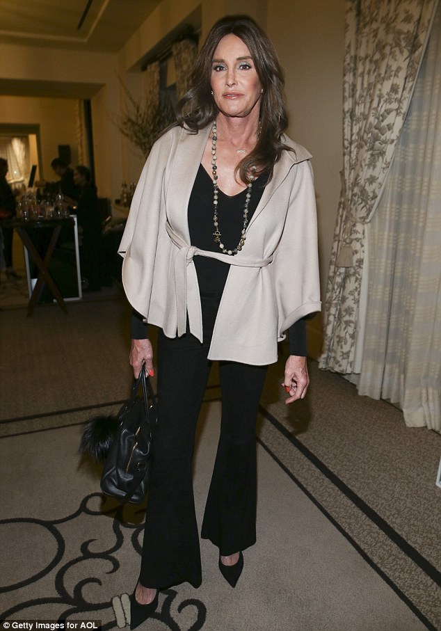 I actually had my boobs removed' says Caitlyn Jenner