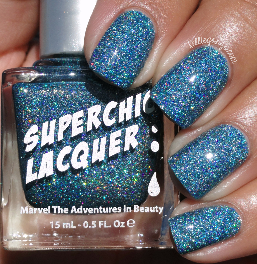 SuperChic Lacquer Own It