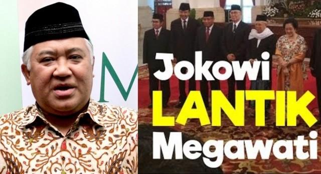Tak Mau Sikap Kritisnya Hilang, Din Syamsuddin Tolak Masuk Unit Pancasila Bentukan Jokowi