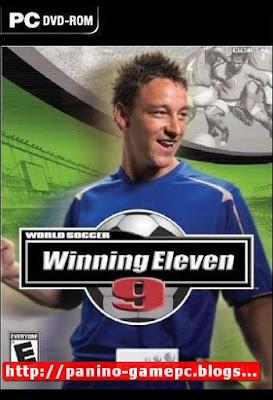 Winning Eleven 9 Free Download