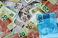 Faturamento de dinheiro