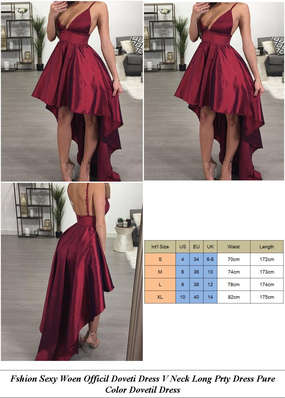 Long Dresses - Womens Sale Uk - Denim Dress - Cheap Trendy Clothes