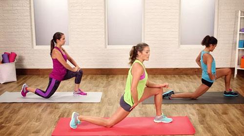 Bài tập cardio 20 phút cho nữ giảm cân không cần dụng cụ