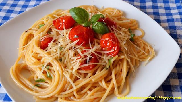 łatwe spaghetti