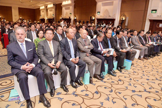Sommet International des Affaires du Cambodge