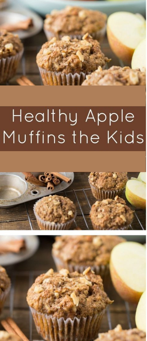 Sound Apple Muffins #yummy