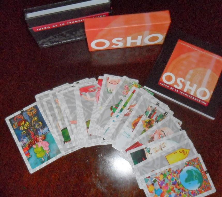 El juego de la transformación OSHO