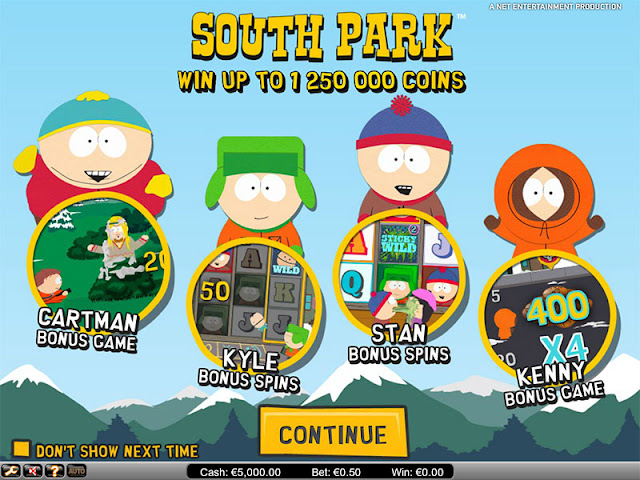 Will We Ever See The South Park Slots Again?