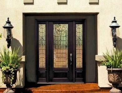 Desain Gambar Pintu Rumah Minimalis Terbaru