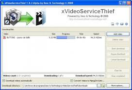 XVideoServiceThief Download Linux Free