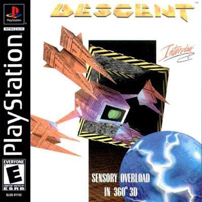 descargar descent psx mega