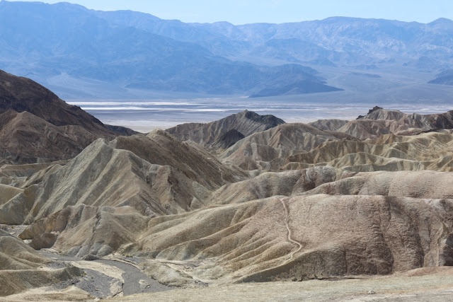 Death Valley, Nevada, California, Wüste