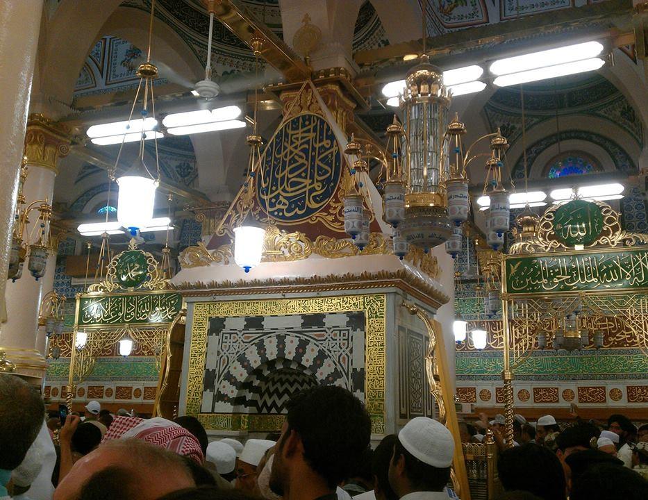 ... most Import... Masjid Al Nabawi Hd