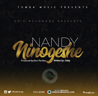 Download Mp3 | Nandy - Ninogeshe