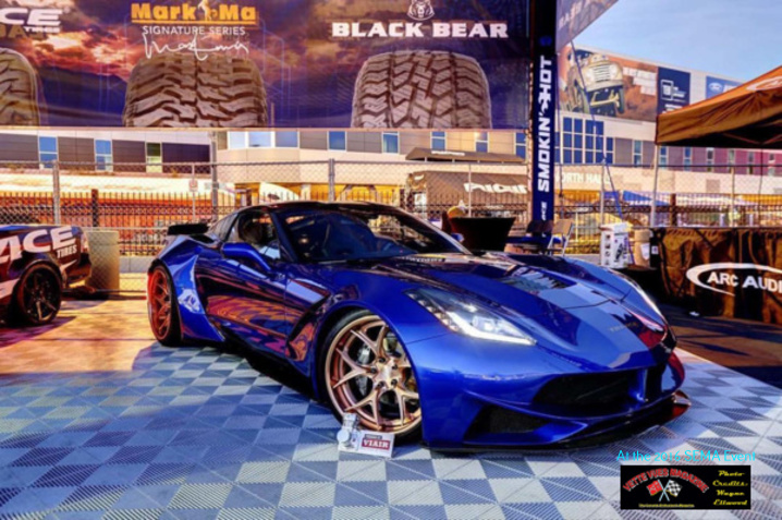 This is one of those cars that catch you by surprise. Ivan Tampi is the designer, and he has assembled a certain number of partners to assist in the development of his ideas. Ivan's has worked the design field for many years and is developing a number of new projects for various manufacturers and private clients. The car was presented at SEMA and is called the XIK Widebody.