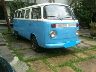 Dijual VW Kombi kliper th 84