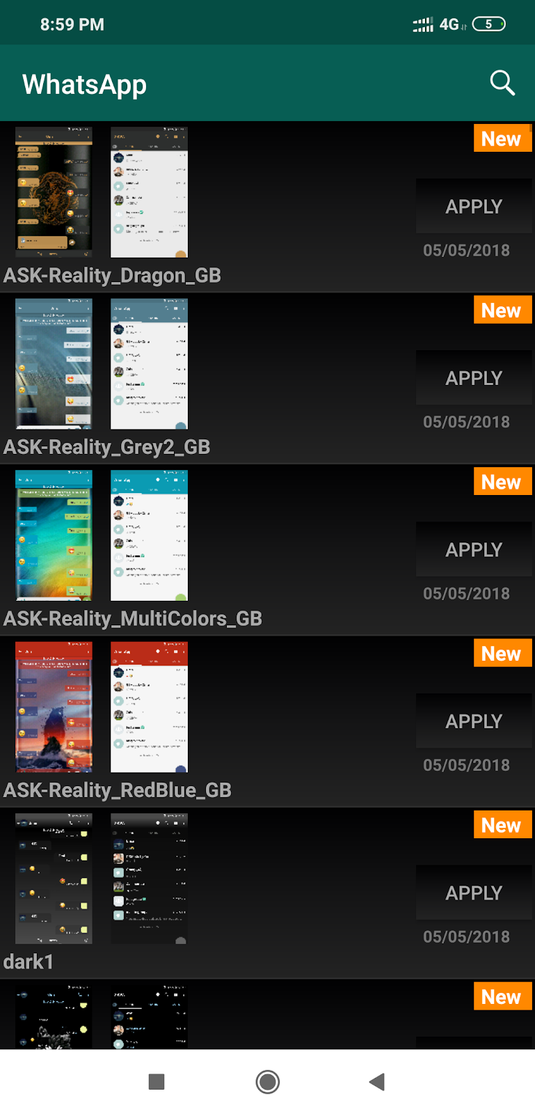 GBWhatsApp v6.85 APK Download Latest Version (Universal) 4