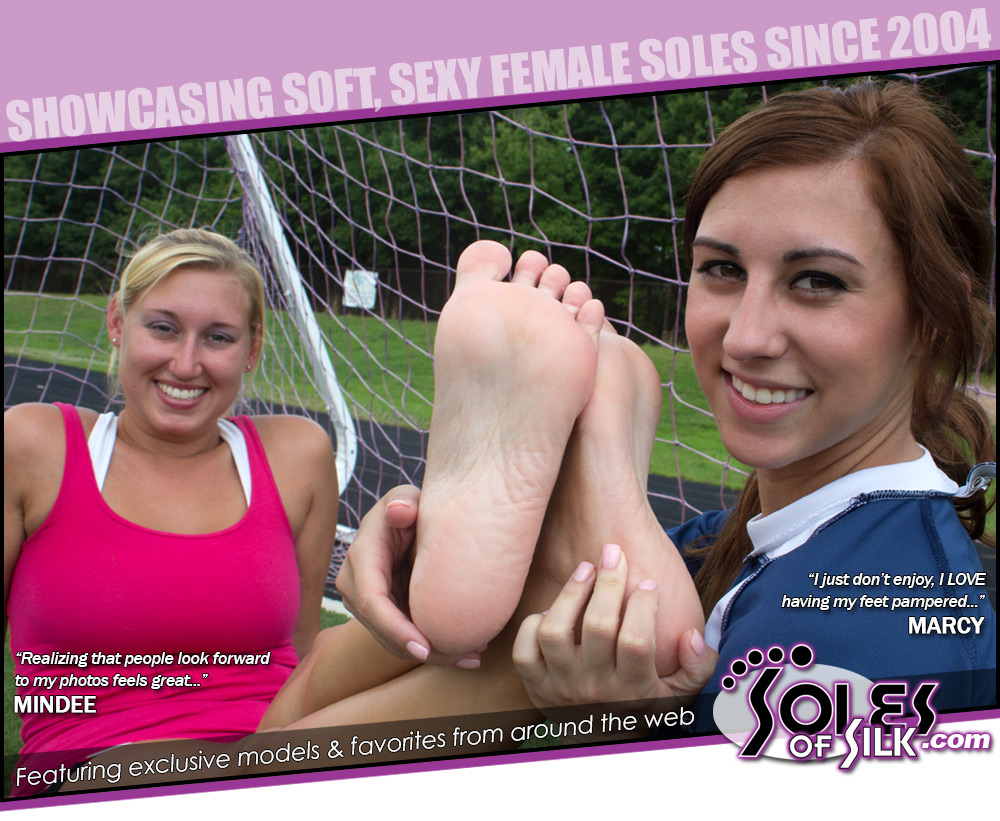 Soles of Silk (Editor's Site)