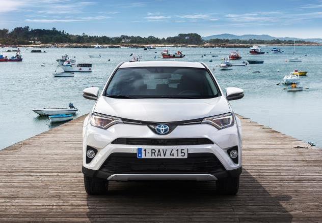 2018 Toyota RAV4 Redesign Release Date