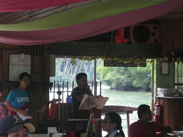 loboc river singers