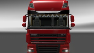 DAF Curtains Mod v2 by rick728