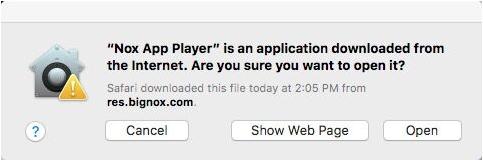 BoyFriday360: FIX: MAC NOX Player stuck at 99% error