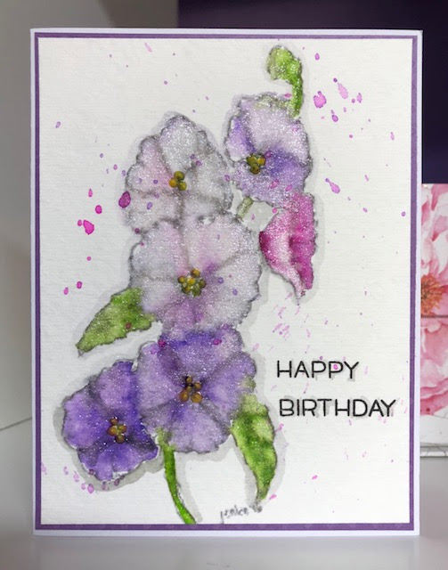 Happy 5th Birthday to Crafting with Dragonflies Challenge Blog