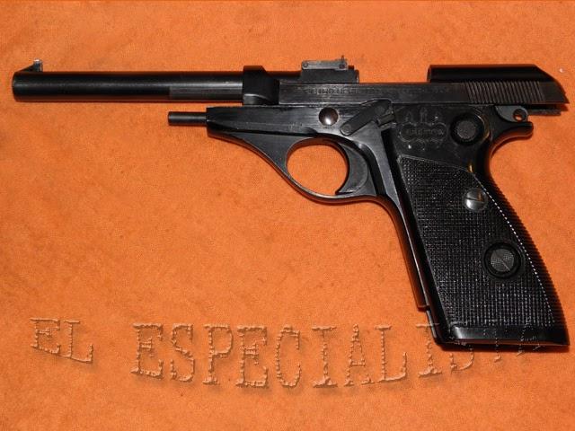 Arma De Fuego De Alto Calibre