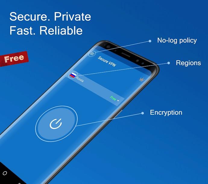 Secure VPN - Free VPN Proxy, Best & Fast Shield v1.3.0 Mod Apk VIP-Apklover