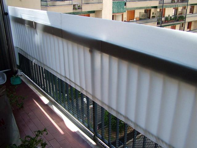Coprire Ringhiera Balcone Privacy Garden Fence Panel Cover Balcony