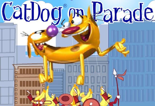 CatDog On Parade game