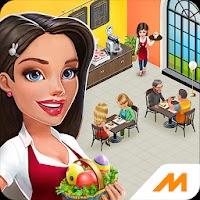 Download My Cafe: Recipes & Stories (MOD, Dinero ilimitado)