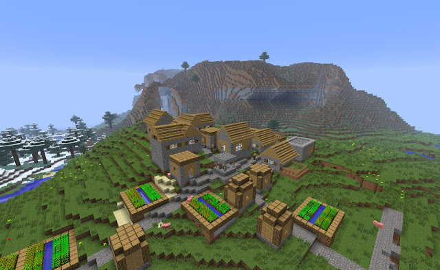 Image Result For Minecraft Pe Seeds