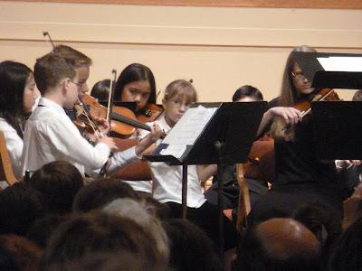 Mieczkowski Musings   : Sforzando String Camp 2015 - Part 2