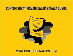 Gambar untuk Contoh Surat Pribadi dalam Bahasa Sunda untuk Orang Tua dan Guru