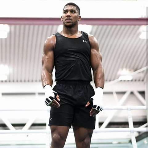 Deontay Wilder And Anthony Joshua Both Have Accepted To Fight In The UK