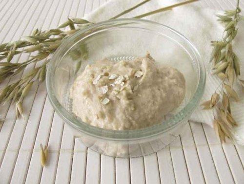 Comment préparer ce masque de farine d'avoine et de citron pour le visage?