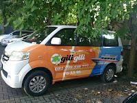 branding mobil suzuki bali